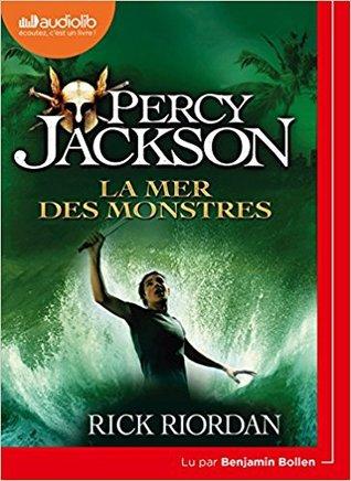 La Mer des Monstres (Percy Jackson, #2)