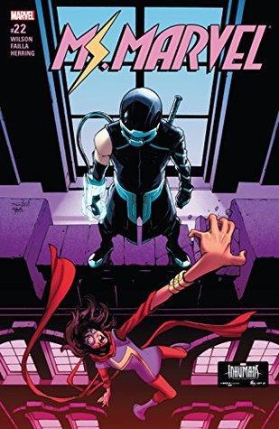 Ms. Marvel (2015-2019) #22