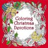 Coloring Christmas Devotions by Lizzie Preston