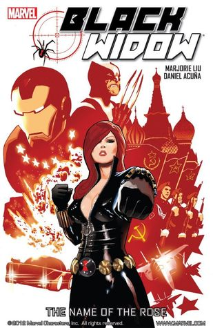 Black Widow by Marjorie M. Liu