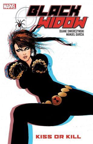 Black Widow by Duane Swierczynski