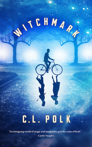 Image result for witchmark by c.l. polk