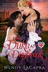 Her Duke at Daybreak (Mythic Dukes, #1)