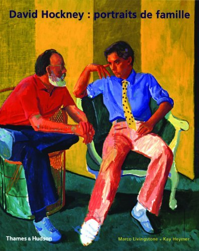 David Hockney: portraits de famille