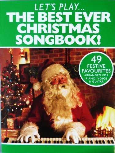 CHRISTMAS SONG BOOK-THE BEST EVER-49 SONGS