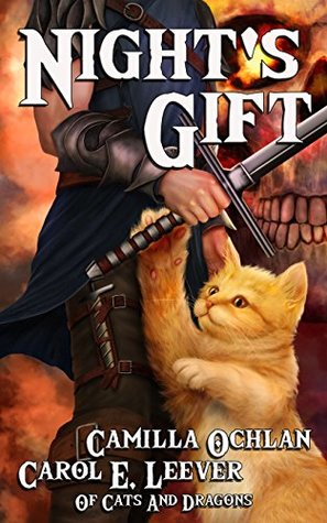 Night's Gift (Of Cats And Dragons, #1)