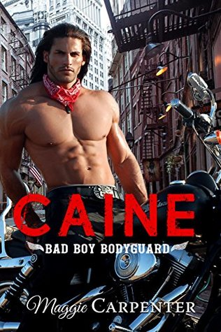 Caine: Bad Boy Bodyguard (Alpha Male Master #6)