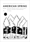 Monster House Press Quarterly 003 : American Spring