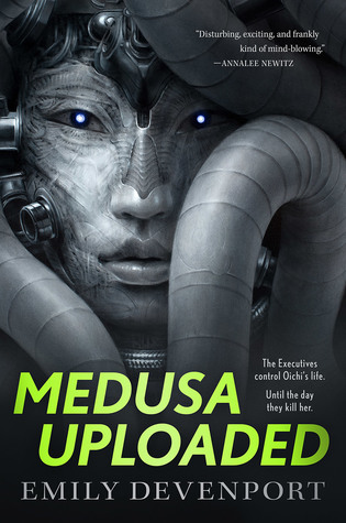 Medusa Uploaded (The Medusa Cycle, #1)