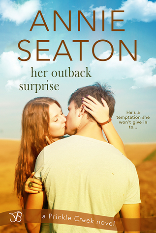 Her Outback Surprise by Annie Seaton