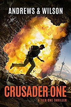 Crusader One (Tier One #3) - Brian Andrews, Jeffrey Wilson