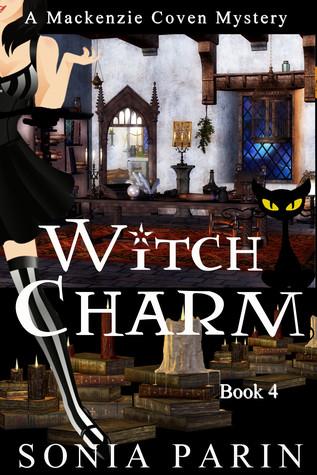 Witch Charm (Mackenzie Coven Mystery #4)
