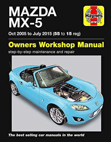 Mazda MX-5 Owners Workshop Manual