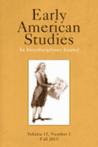 'Benjamin Rush's Common Sense', Early American Studies, 15, no. 2 (2017), pp 252-73.