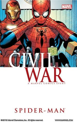 Civil War by J. Michael Straczynski