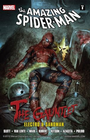 Spider-Man: The Gauntlet, Vol. 1: Electro & Sandman