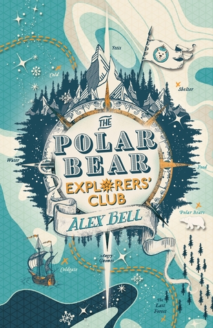 Image result for The Polar Bear Explorers' Club by Alex Bell