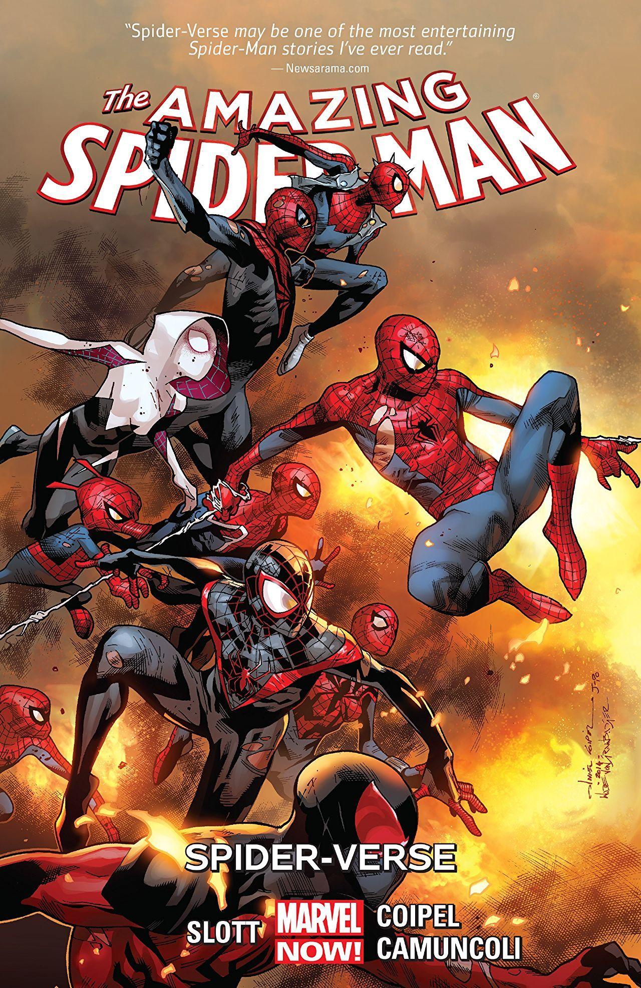 Amazing Spider-Man, Vol. 3: Spider-Verse