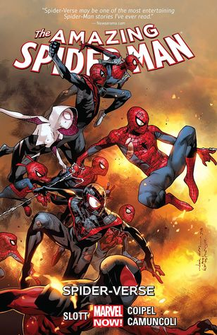 Amazing Spider Man Vol 3 Verse By Dan Slott