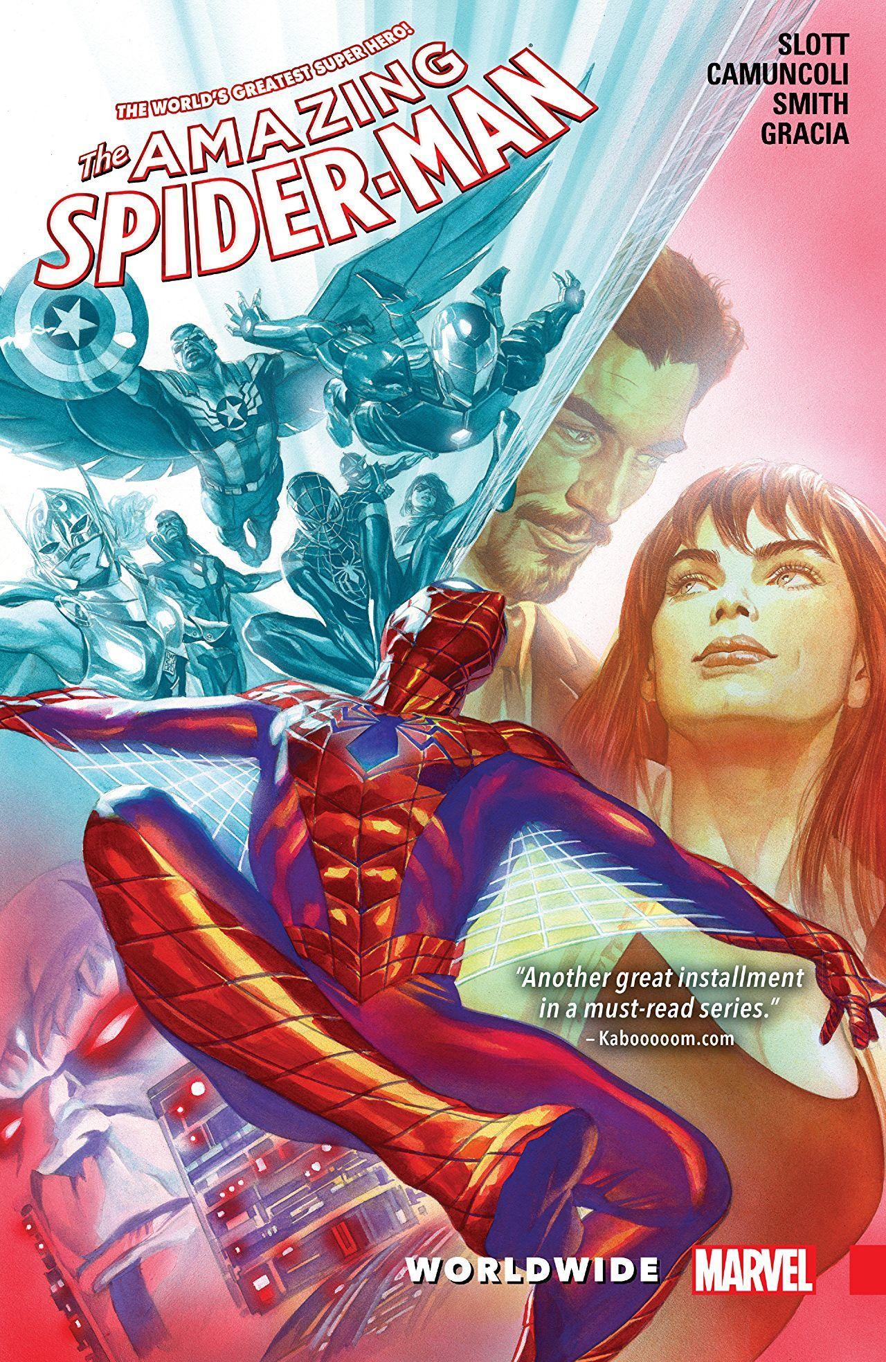 Amazing Spider-Man: Worldwide, Vol. 3