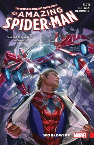 Amazing Spider-Man: Worldwide, Vol. 2