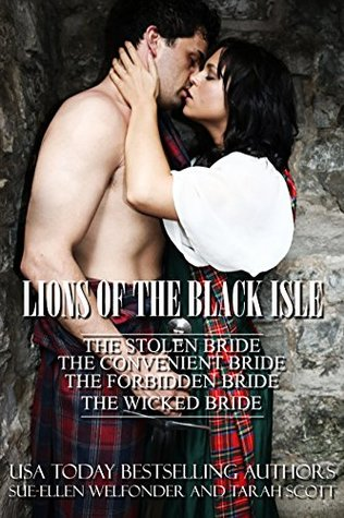 Lions of the Black Isle Books I-IV
