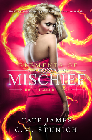 Elements of Mischief Cover