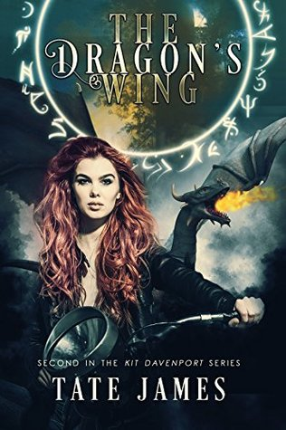 The Dragon's Wing (Kit Davenport, #2)