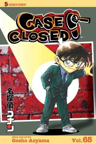 case closed vol