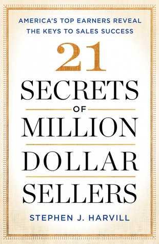 Descargas gratuitas de libros en línea leídos en línea 21 Secrets of Million-Dollar Sellers: America's Top Earners Reveal the Keys to Sales Success