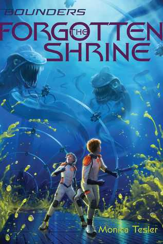 The Forgotten Shrine (Bounders #3)