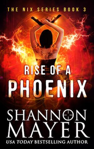 Rise of a Phoenix (Nix #3)