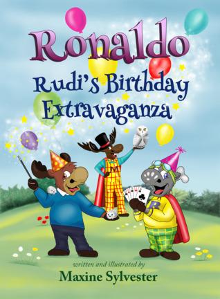 Ronaldo: Rudi's Birthday Extravaganza (Ronaldo the Flying Reindeer, #3)