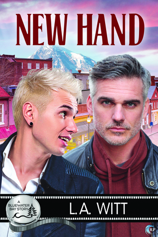 Release Day Review: New Hand (Bluewater Bay #23) by L.A. Witt
