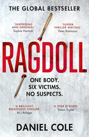 Image result for ragdoll daniel cole book cover