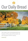 Our Daily Bread - October/November/December 2017