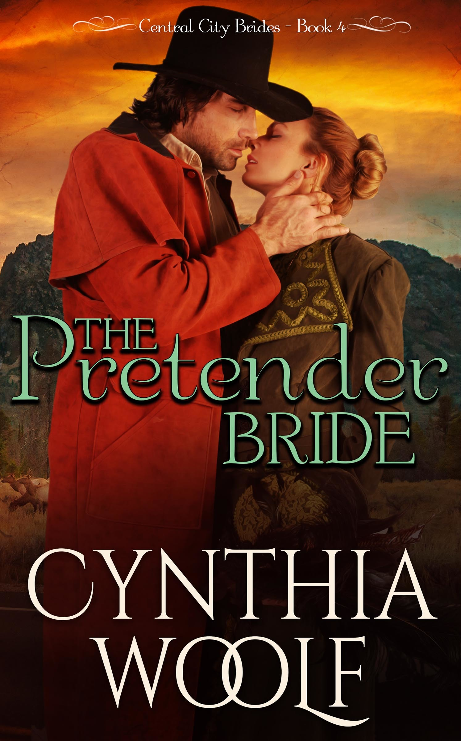 The Pretender Bride (Central City Brides, #4)