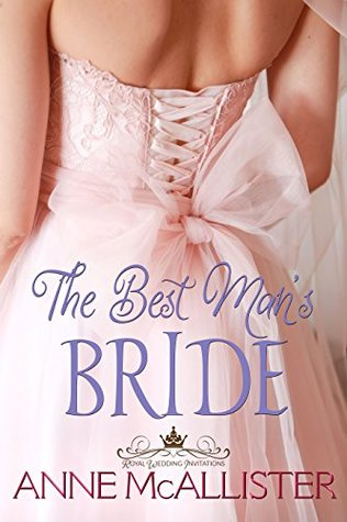The Best Man's Bride by Anne McAllister
