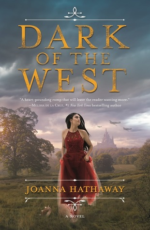 Waiting On Wednesday: Dark of The West by Joanna Hathaway