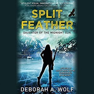 Split Feather (Daughter of the Midnight Sun, #1)
