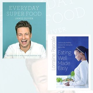Everyday Healthy recipes Collection 2 Books Set