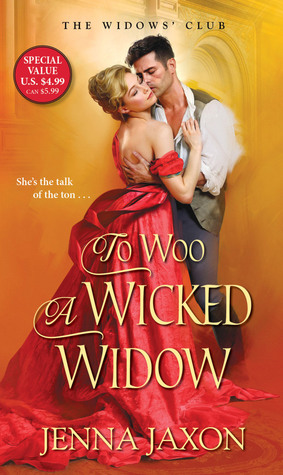 To Woo a Wicked Widow (The Widow's Club, #1)