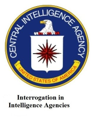 Interrogation in Intelligence Agencies
