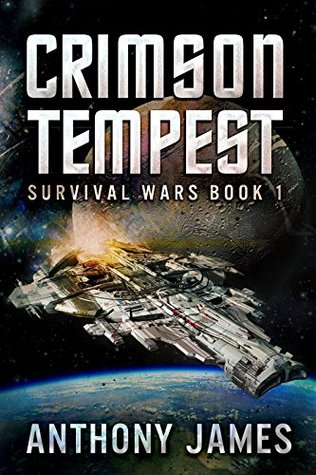 Crimson Tempest (Survival Wars Book 1)