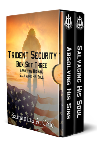 Trident Security Series Box Set Three Absolving His Sins