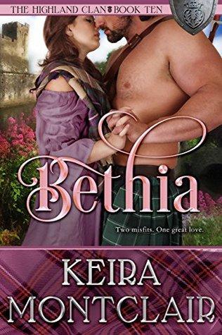 Bethia (The Highland Clan, #10)