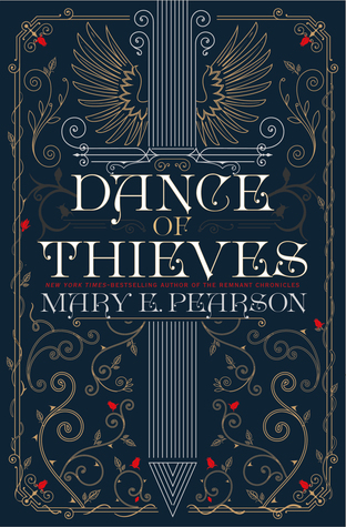 Preorder Dance of Thieves by Mary E. Pearson