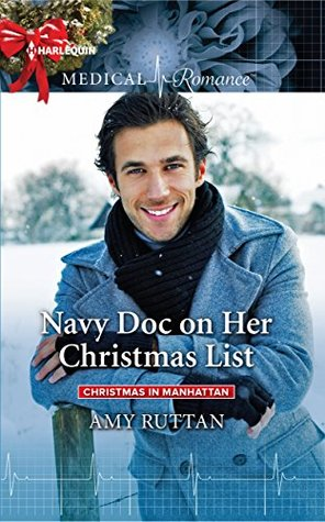 Navy Doc on Her Christmas List by Amy Ruttan