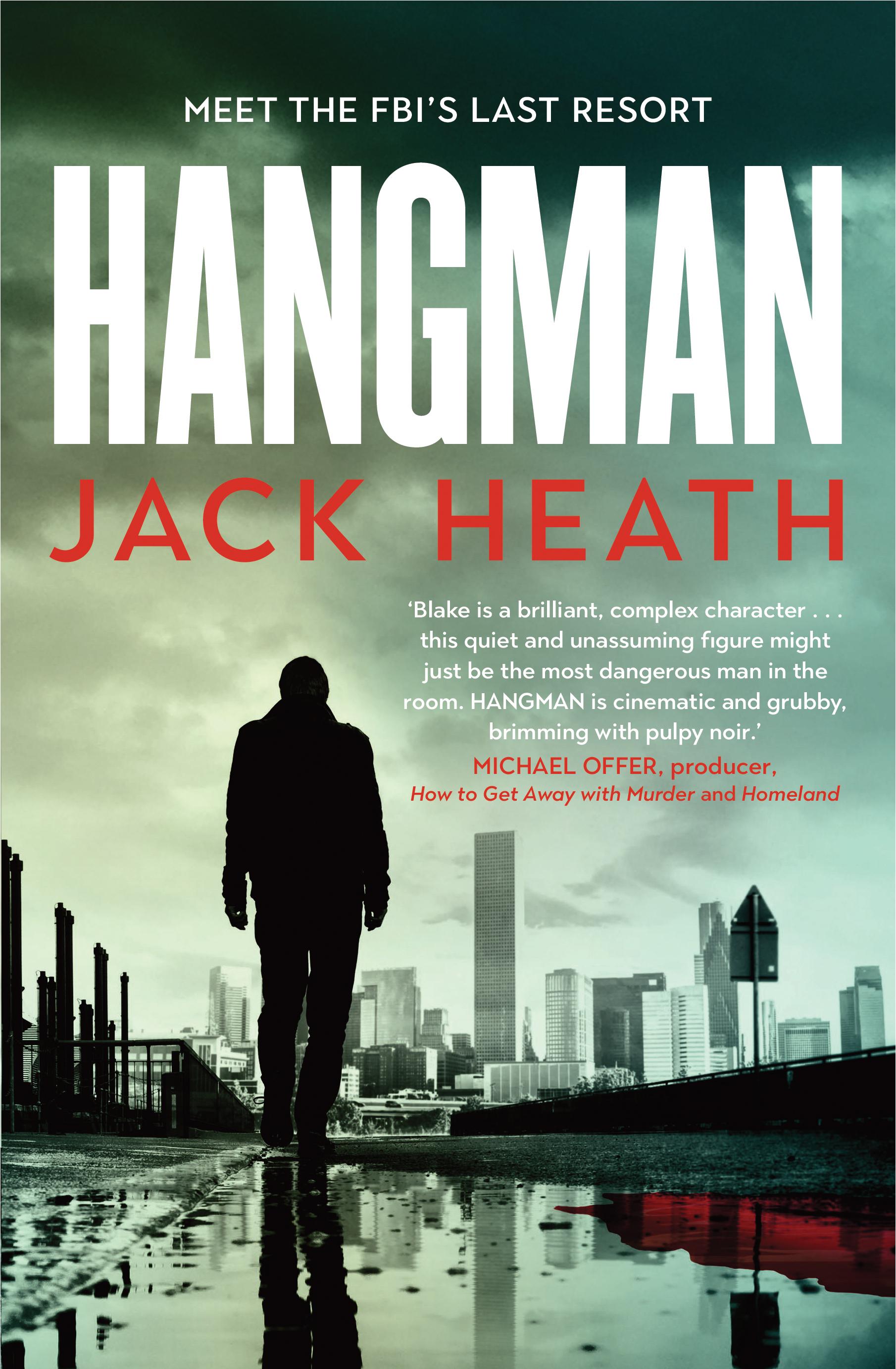 Hangman (Timothy Blake #1)