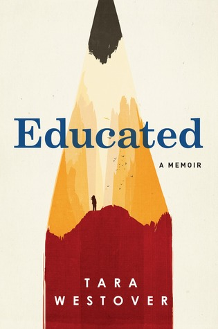 Image result for educated tara westover cover